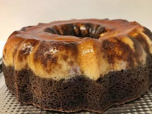 chocoflan receta facil